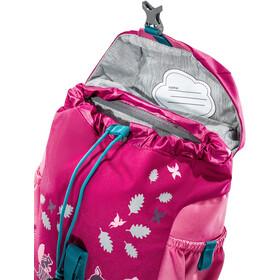 deuter Schmusebär Backpack 8l Kids, magenta/hotpink